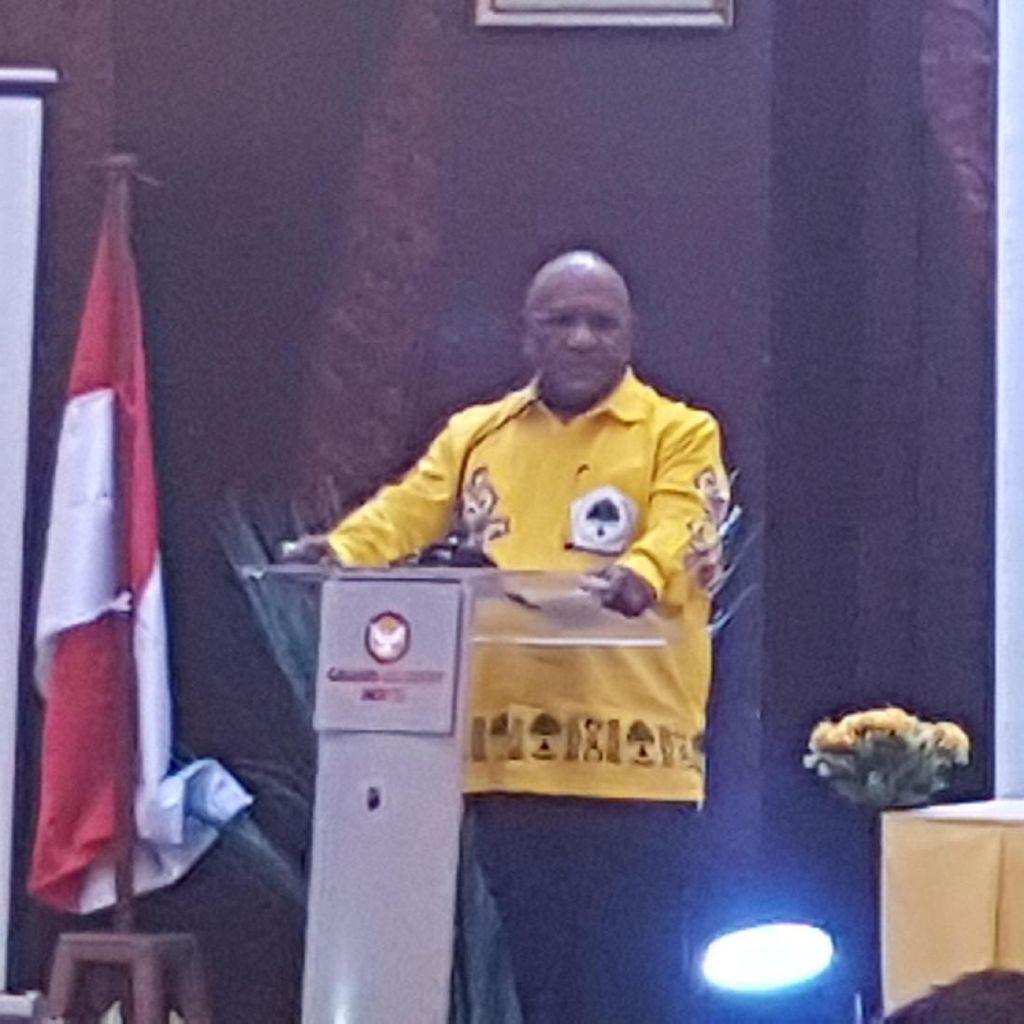 Wagub Papua: Perusahaan Harus Dialog ke Warga Agar Tak Ada Konflik