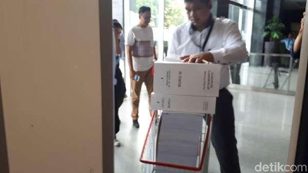 Terima Berkas Novanto, PN Tipikor Segera Tentukan Majelis Hakim