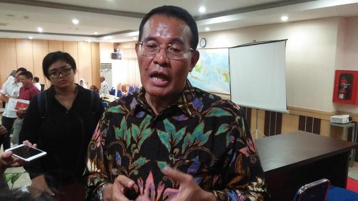 dr Mohammad Subuh, Direktur Jenderal Pencegahan dan Pengendalian Penyakit Kementerian Kesehatan (Foto: Azmy Cahya Ramadhaniar)