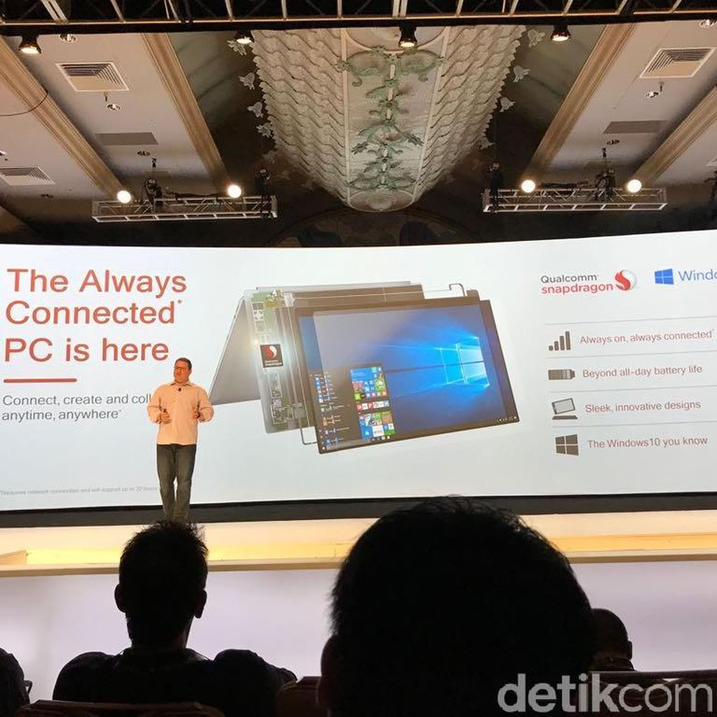 Mau Bikin Prosesor Khusus PC, Qualcomm?