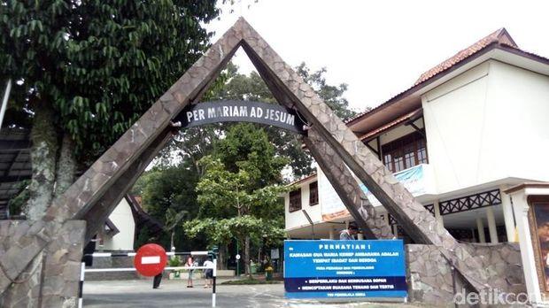 Patung Maria Assumpta, Ikon Baru Gua Maria Kerep Ambarawa