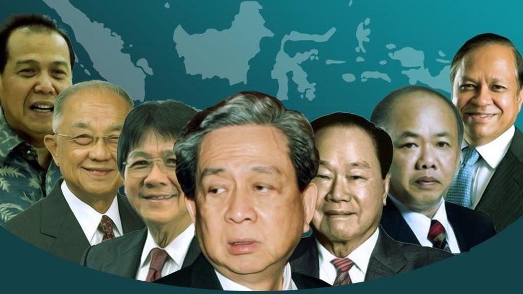 Siapa Orang Terkaya RI yang Paling Tua?
