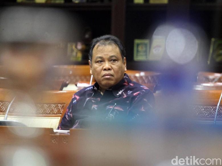 Busyro dkk Cabut Gugatan Pansus Angket, Ketua MK: Tak Masalah