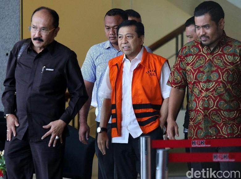 Kasus Hilangnya Novanto, KPK: Ada Pengurus Parpol akan Dipanggil