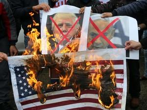 Irak Minta AS Cabut Pengakuan Yerusalem Ibu Kota Israel