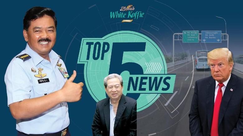 DPR Restui Marsekal Hadi Jadi Panglima TNI, 10 Orang Terkaya di RI
