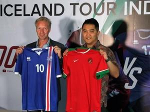 Inilah 22 Pemain Indonesia Selection untuk Lawan Islandia