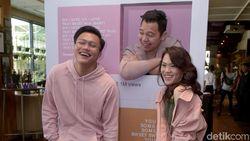 Sweet Talk Menang Karya Produksi Kolaborasi Terbaik AMI Awards