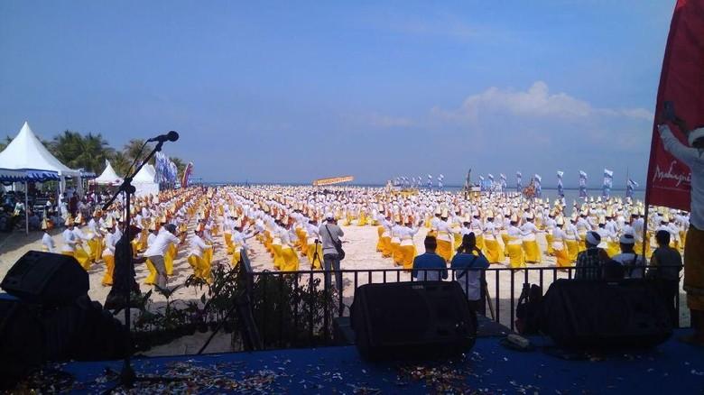 Festival Nusa Penida 2017 (Dok. Polres Klungkung)