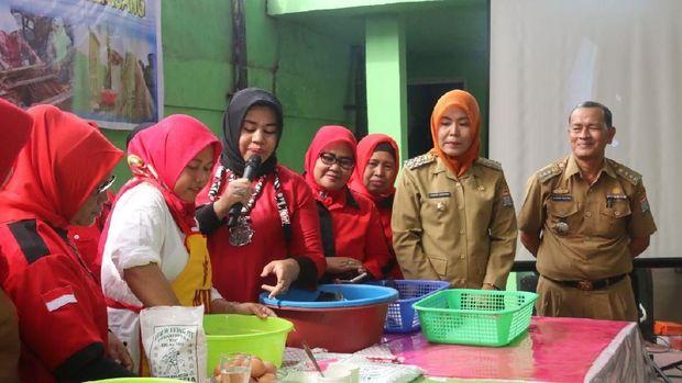 Ekspor Pempek ke Luar Palembang Tembus 1 Ton/Hari