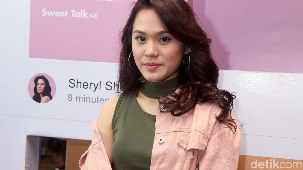 Sheryl Sheinafia Ajak Claudya Mimpi Lebih Tinggi di Asian Para Games