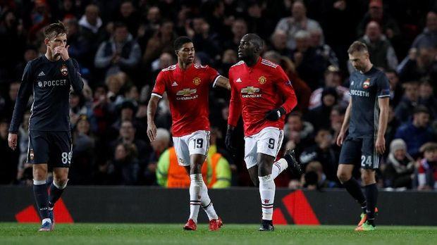 Manchester United total hanya menang tiga kali dalam kunjungannya ke Spanyol.