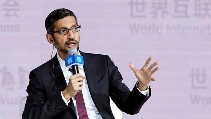 CEO Google Sundar Pichai Foto: Reuters