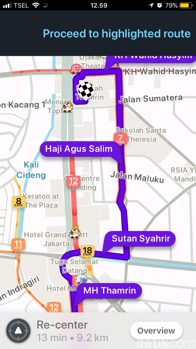 Foto: Screenshot Waze