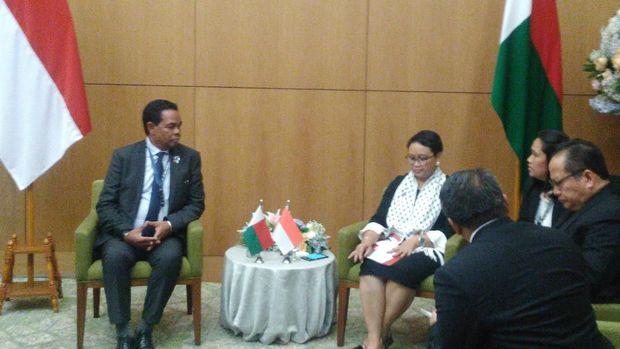 Madagaskar akan Buka Kedutaan Besar di Indonesia pada Tahun 2018