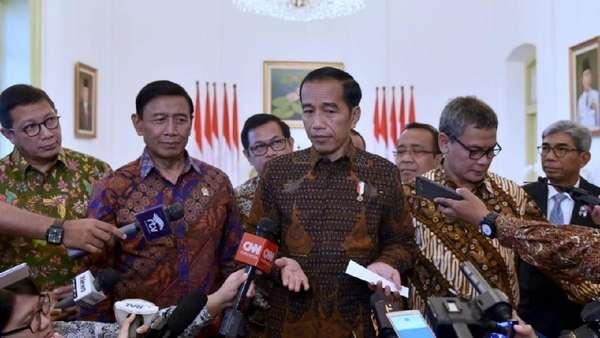 Pantau Gempa, Presiden Jokowi: Tadi Malam Saya Nggak Tidur