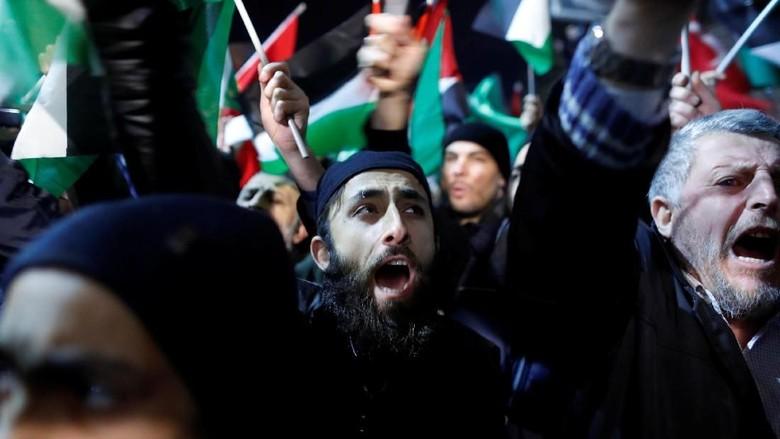 Hamas Serukan Rakyat Palestina Lakukan Intifada terhadap Israel
