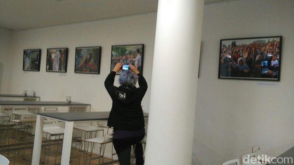 Fotografer Aceh Chaideer Mahyuddin Pamer Potret Tanah Rencong di Jerman