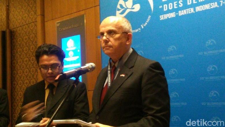 Indonesia Kecam AS soal Yerusalem, Ini Respons Dubes AS