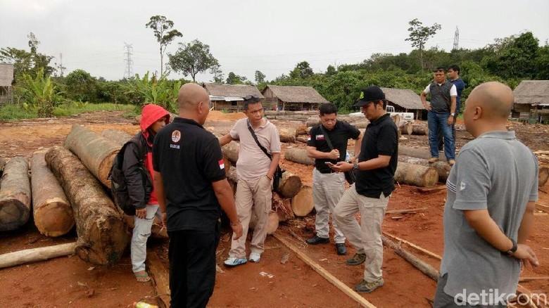 Perusahaan Hutan di Sumsel Jadi Tersangka Korporasi