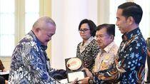 Presiden Jokowi Apresiasi Pengelolaan Keuangan Pemprov Sumsel