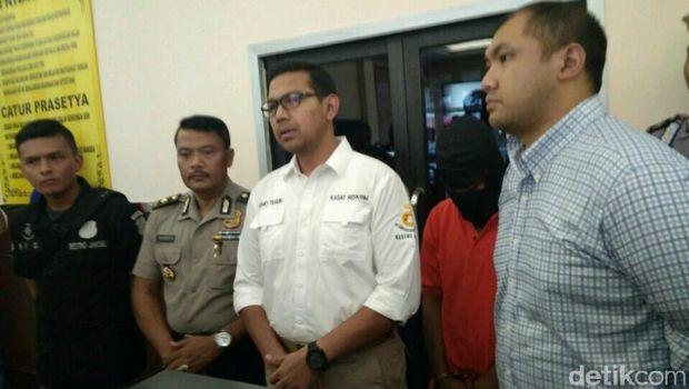 Polres Jaksel rilis pengungkapan kasus kejahatan
