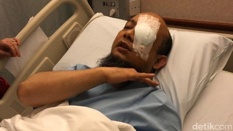 Novel Baswedan: Operasi Mata Tahap Dua Januari 2018