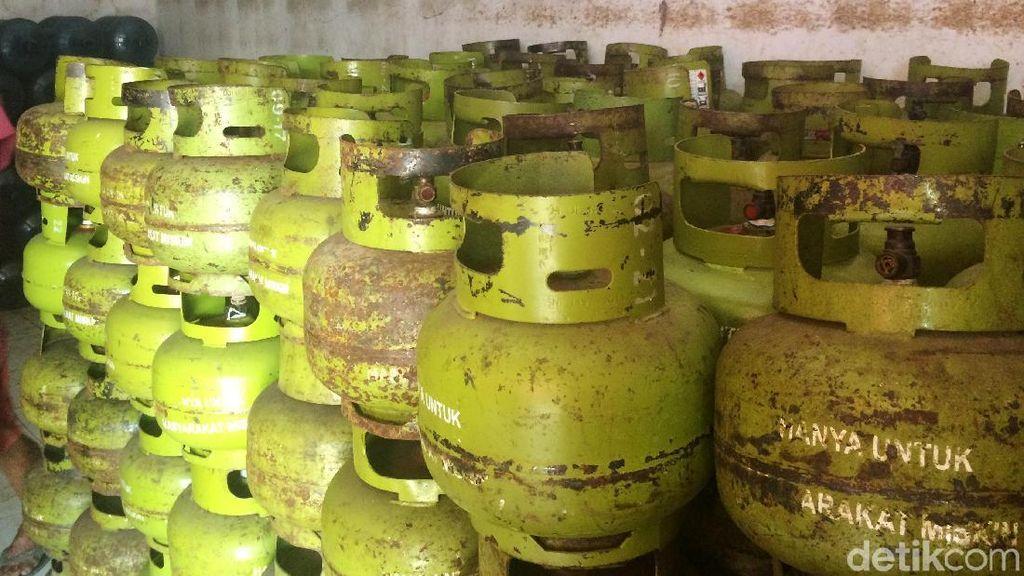Strategi Pertamina Cegah LPG Langka saat Musim Mudik Lebaran 2019
