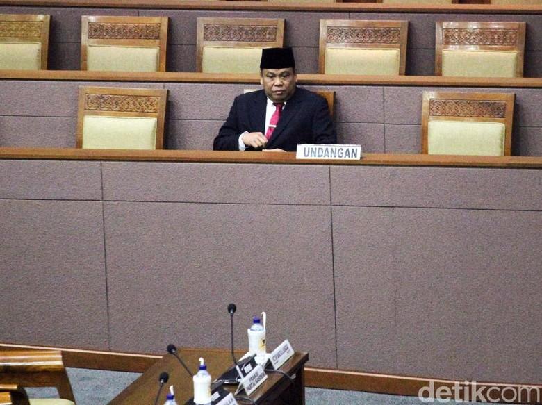 Komisi III Jelaskan Pertemuan dengan Ketua MK di Hotel Midplaza