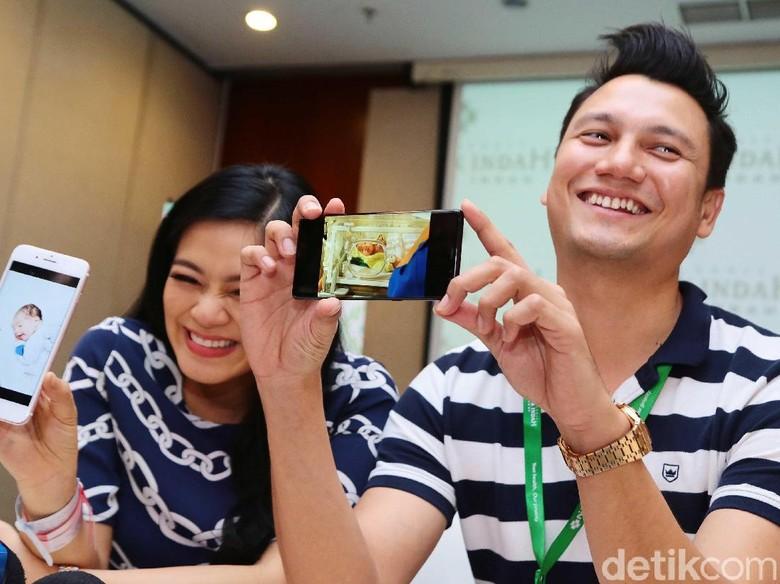 Titi Kamal Melahirkan Anak Kedua, Christian Sugiono Ingin Ajak ke Bali
