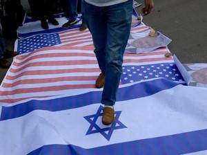 Balas Roket dari Gaza, Serangan Udara Israel Lukai 25 Orang