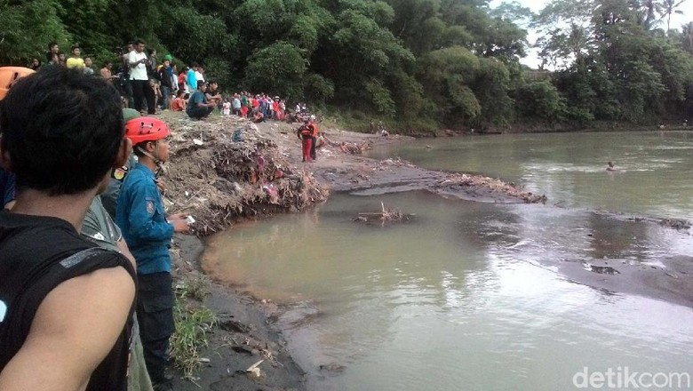 Dua Korban Hanyut di Sungai Progo Belum Ditemukan