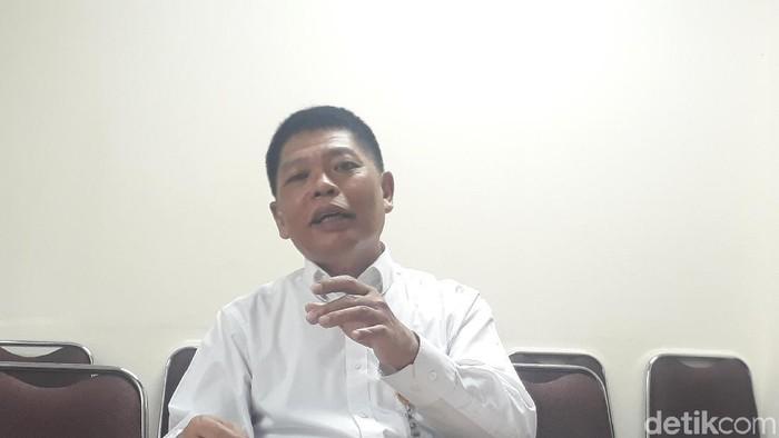 Kabiro Hukum dan Humas Mahkamah Agung (MA), Abdullah (Wiwi-detikcom)