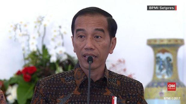 Jokowi Buka Pintu untuk Ulama Beri Masukan ke Pemerintah