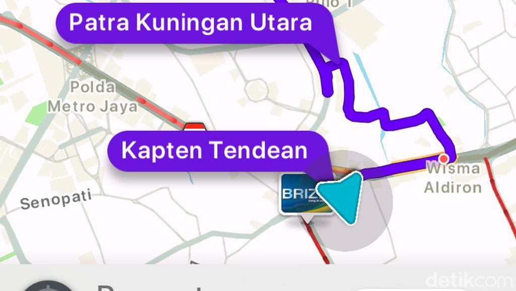 Lebih Aman Pakai GPS Bila Dilirik Seperti Spion, Ini Penjelasannya