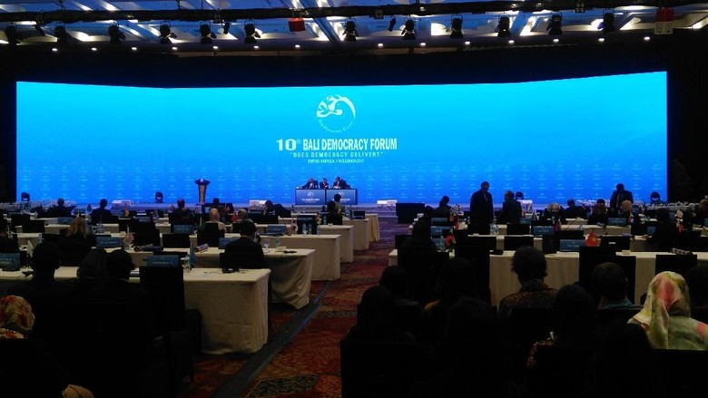 Wamenlu: Ada 400 Delegasi di BDF Ke-10, Ini Perhatian Internasional