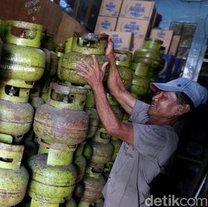 Volume Elpiji 3 Kg Tahun 2019 Capai 6,9 Juta Metrik Ton