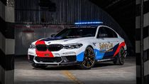 BMW M5, Safety Car di Balapan MotoGP