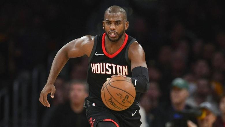 Rockets Tambah Rentetan Kemenangan Usai Atasi Jazz
