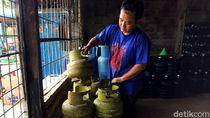 Subsidi Gas Elpiji 3 Kg Dicabut, Pedagang: Bayar BPJS Saja Sudah Berat