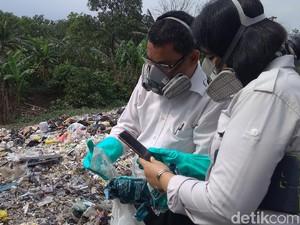 Tim KLHK Investigasi Limbah Alat Medis di Cirebon