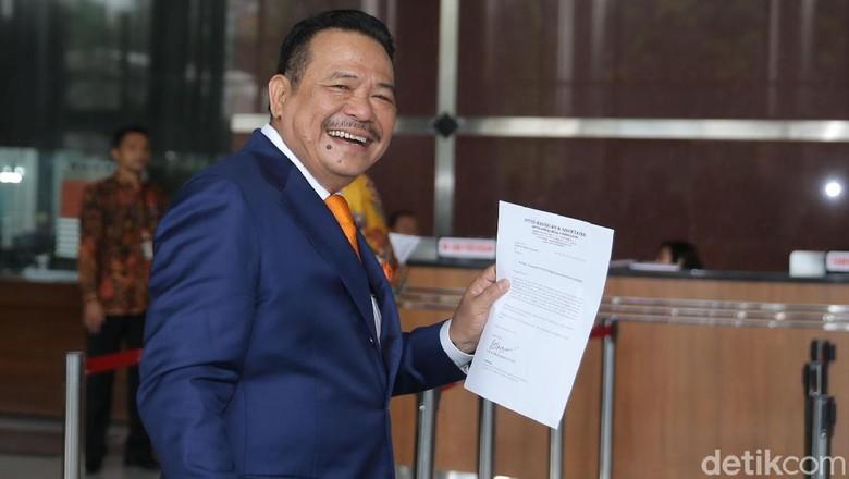 Otto Hasibuan Dukung Prabowo-Sandi, Peradi: Itu Pribadi