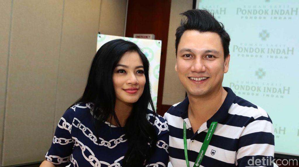 Cerita Manis Dukungan Titi Kamal untuk sang Suami