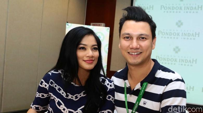 Cerita Manis Dukungan Titi Kamal untuk sang Suami (Foto: Ismail/detikHOT)