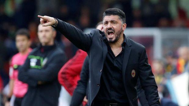 Gennaro Gattuso bisa digantikan oleh Wenger.