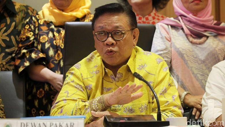 Prabowo Sebut Utang Naik Rp 1 T Per Hari, Golkar: Jangan Main Tuduh