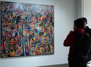 Pameran Ruci Art Space Place of Belonging Hadirkan Karya Tiga Seniman