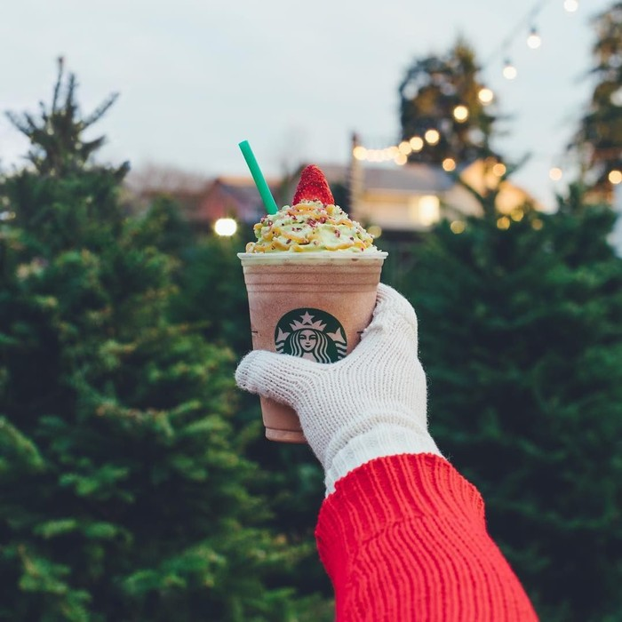 Foto: Instragram Starbucks