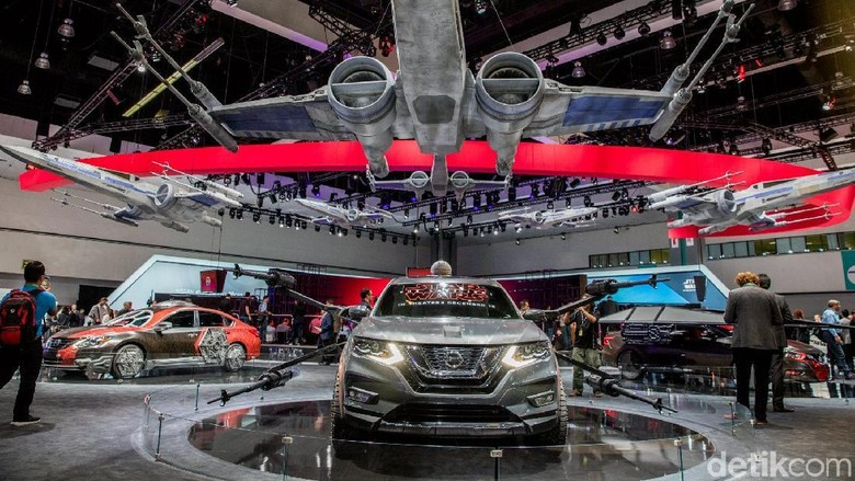Foto: Los Angeles Auto Show