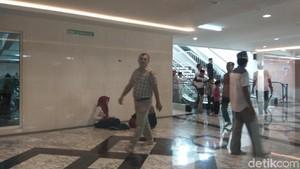 Foto: Parkir Basement ala Mall di Masjid Baiturrahman Aceh